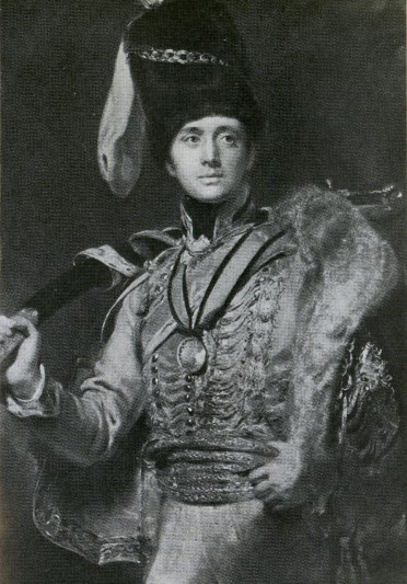 Charles William Vane-Stewart, 3rd Marquess of Londonderry by Sir Thomas Lawrence.  © National Portrait Gallery, London.